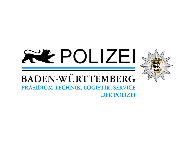 Referenz Präsidium Technik, Logistik, Service der Polizei (PTLS Pol) des Landes Baden-Württemberg