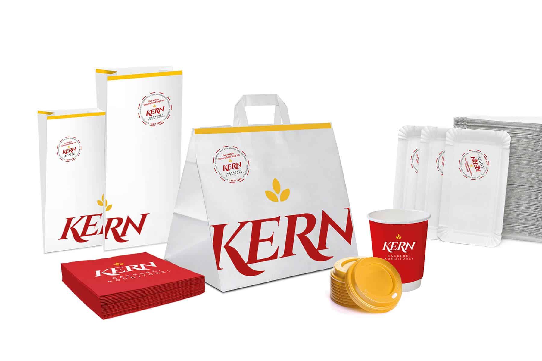 Logo und Corporate Design für Bäckereibedarf