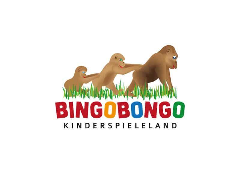 Logo-Design für ein Kinderspieleparadies