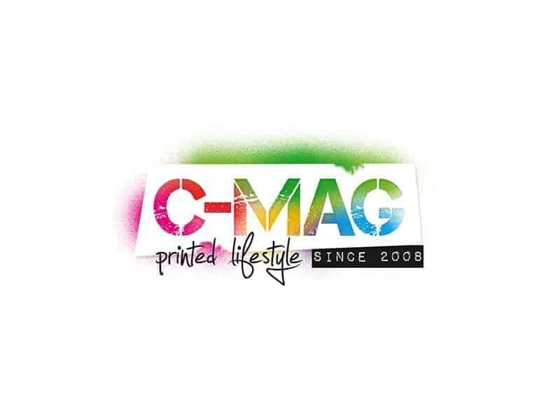 Logo-Design für ein Lifestyle Magazin