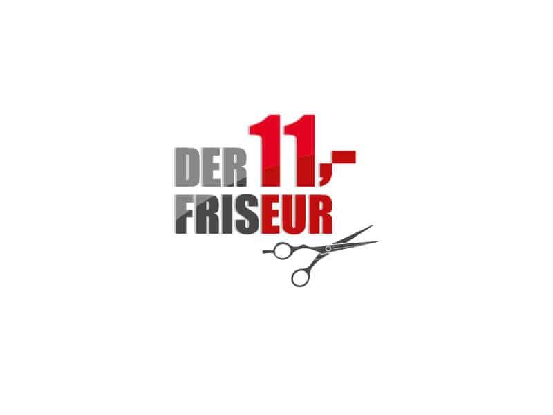 Logo-Design für Friseur