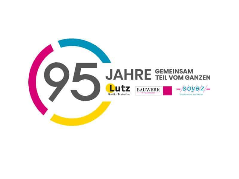 Logo-Design für Firmengruppe