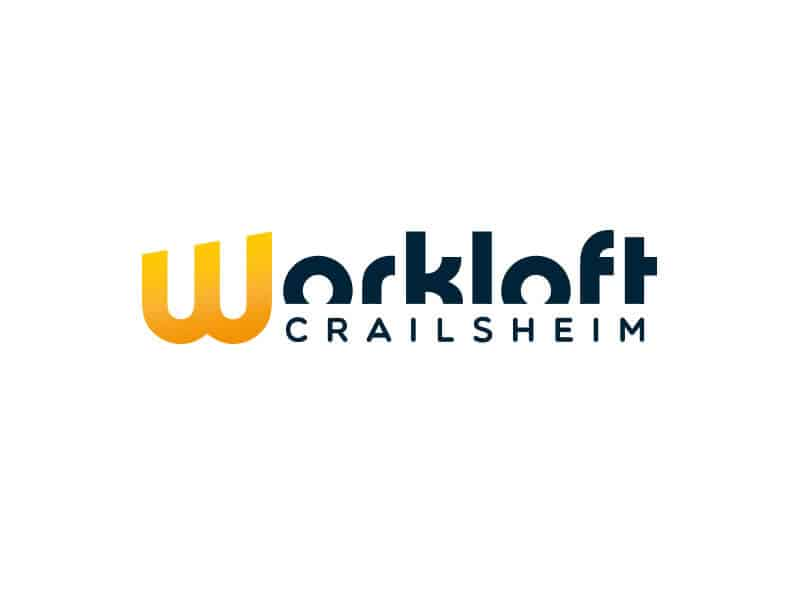 Logo-Design für Meeting-Raum WORKLOFT in Crailsheim