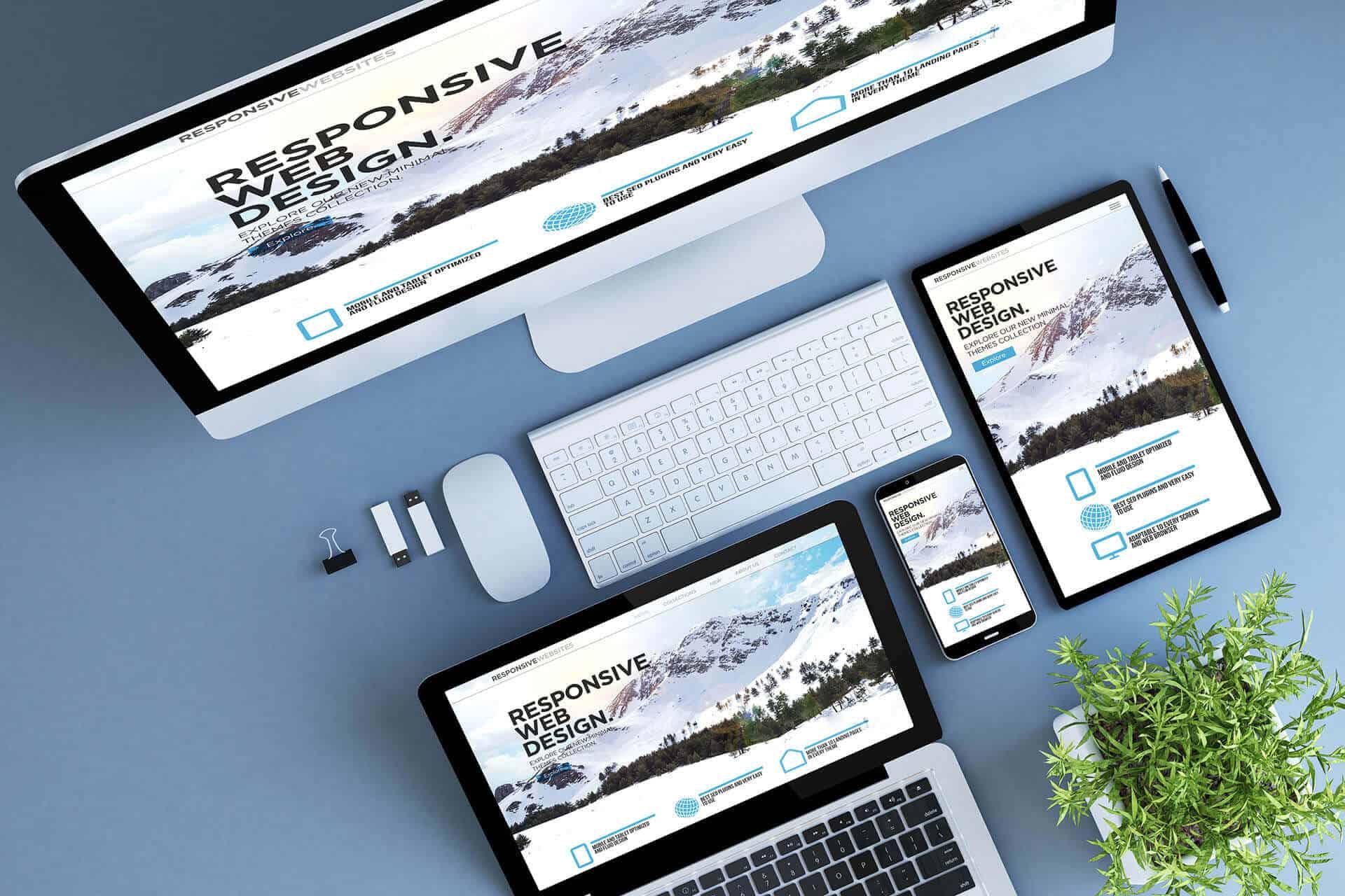 Agentur für Webdesign in Heilbronn und Stuttgart