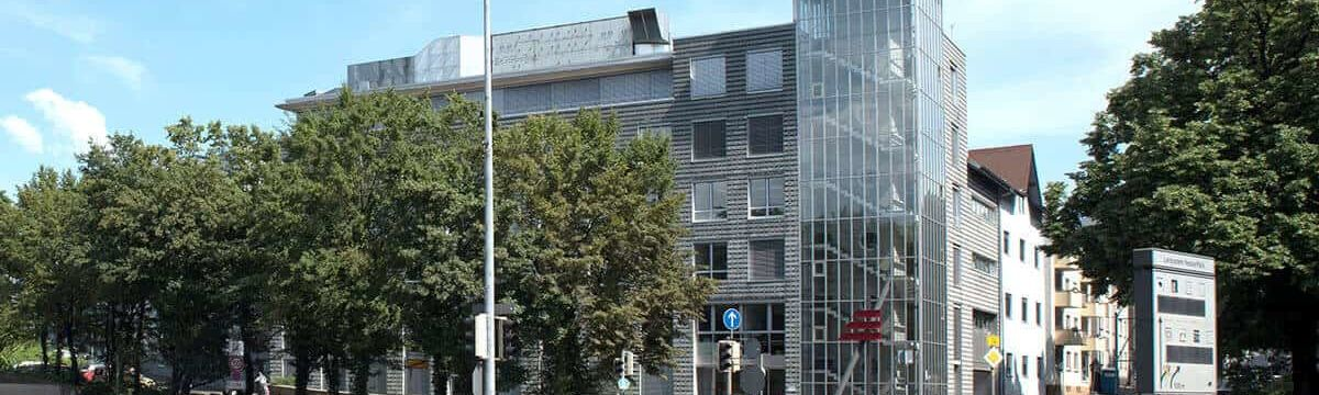 Aussenansicht der auf3 Agentur in Stuttgart