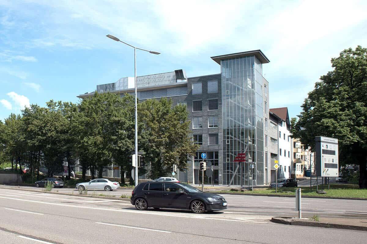 auf3 Werbeagentur Stuttgart Aussenansicht