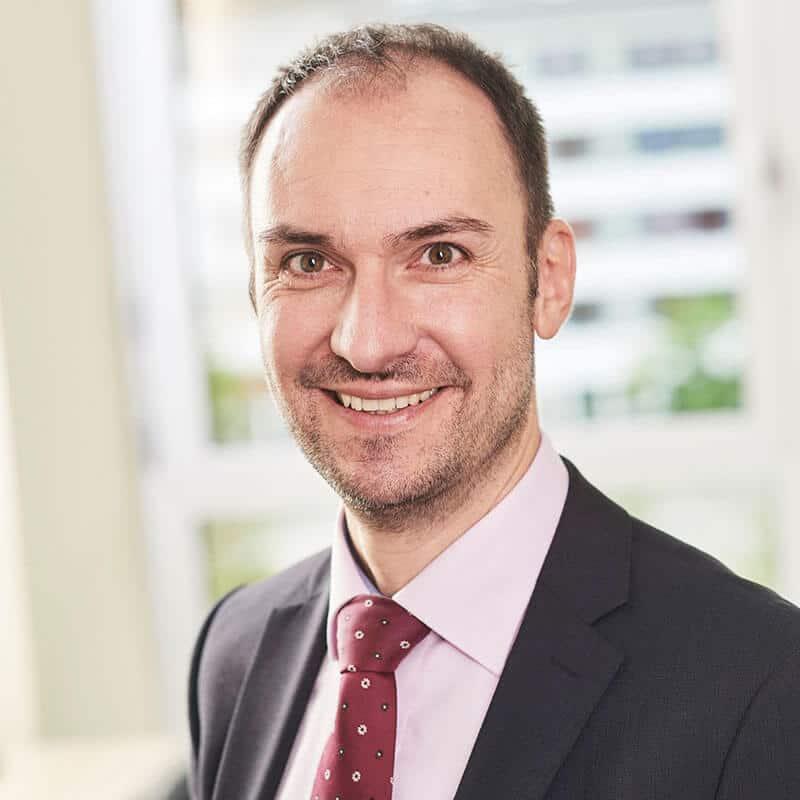 Joachim Zieher, Digital Business Manager bei medizieher GmbH