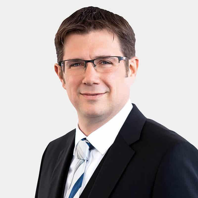 Dr. Max Kunze, Geschäftsführer der Primestone Consulting GmbH & Co. KG