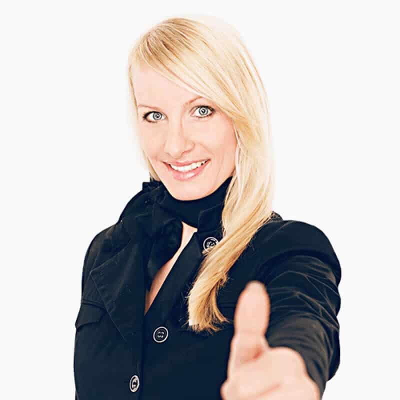 Nadine Ujvari, Geschäftsführerin der UTTING GmbH
