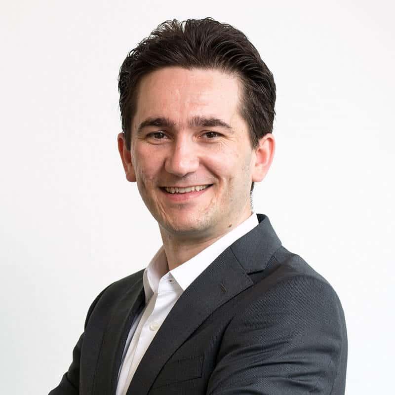 Vitali Fix, Ihr Ansprechpartner und Geschäftsführer der auf3 Agentur
