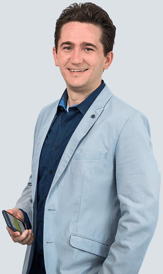 Vitali Fix, Geschäftsführer der auf3 GmbH